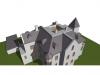 Entwurf Dachterrasse