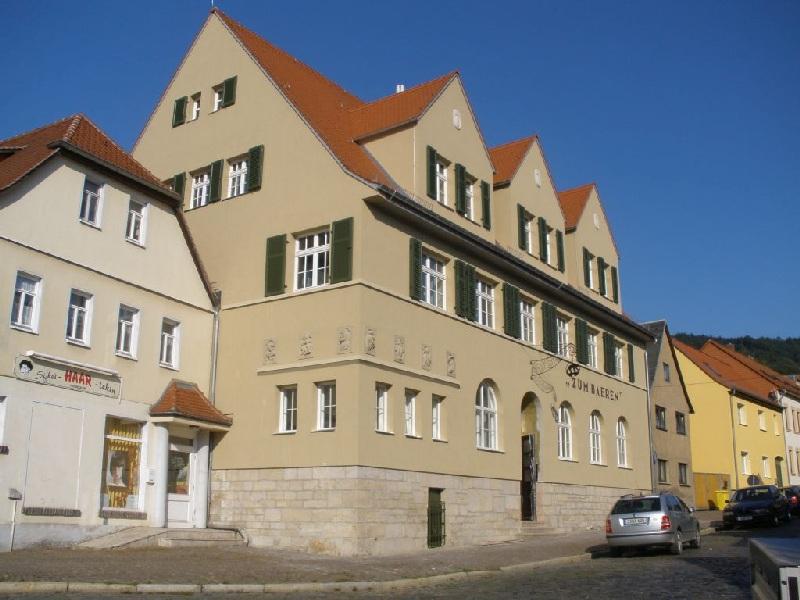 """Denkmalgerechte Sanierung Kulturhaus """"Bären"""" 2006-2017"""